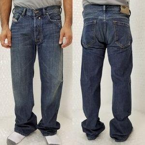 "Diesel Industry ""Quratt"" jeans W34×L32"